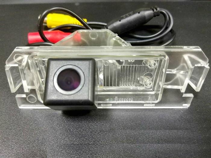 Камера заднего вида cam-095 для Kia Rio 2017+ - фото 36494