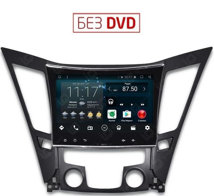 IQ NAVI T54-1609C Hyundai Sonata VI (YF) 2009-2014 на Android 6.0.1 Quad-Core (4 ядра) 9 дюймов; - фото 43866