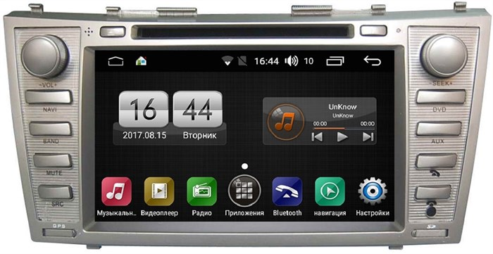 Штатная магнитола FarCar s170 для Toyota Camry на Android (L064) - фото 4668