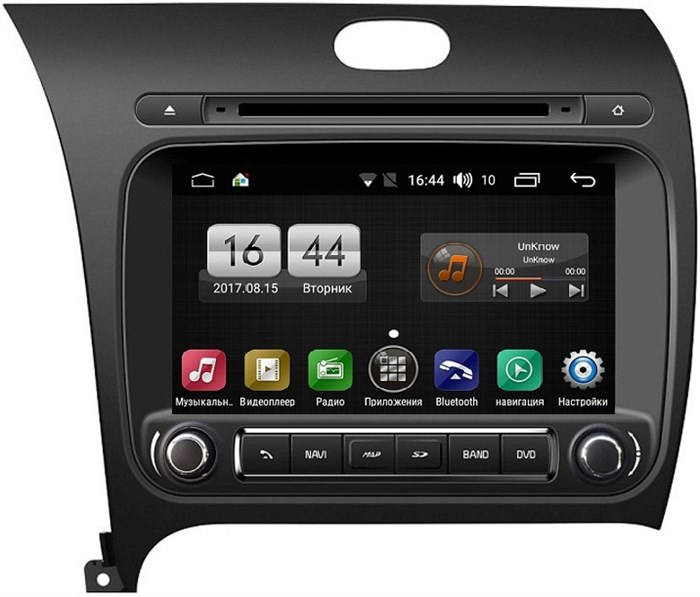Штатная магнитола FarCar s170 для KIA Cerato на Android (L280) - фото 4675