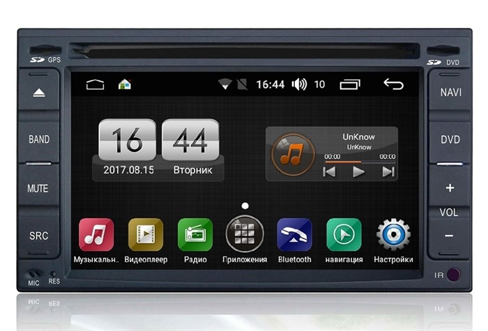 Штатная магнитола FarCar s170 для Nissan Universal на Android (L001) - фото 49874