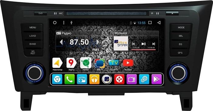 DayStar DS-7015HD для Nissan X-Trail на Android 9.0 - фото 5083