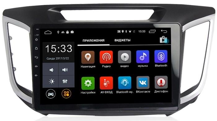CarMedia MKD-1080 Hyundai Creta на Android 7 - фото 5264