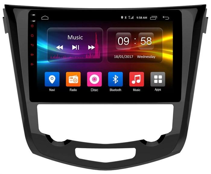 CarMedia OL-1668 для Nissan Qashqai II 2014-2017, X-Trail III (T32) 2015-2017 на Android  6.0 - фото 5554