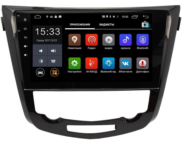 CarMedia MKD-1060 Nissan Qashqai II 2014-2017, X-Trail III (T32) 2015-2017 Android 7.1 - фото 5589