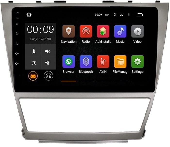 Штатное головное устройство Roximo 4G RX-1108 для Toyota Camry V40 на Android 6 - фото 5806