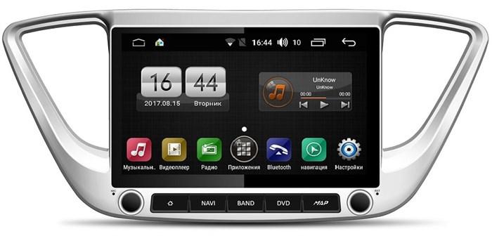 Штатная магнитола FarCar Winca s170 для Hyundai Solaris II на Android 6.0.1 (L766) - фото 7069