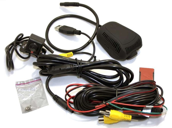 Видеорегистратор USB Full HD LeTrun 2092 2 камеры для подключения к магнитолам на базе Android - фото 78929