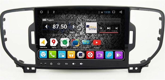 Штатное головное устройство DayStar DS-7070HB для KIA Sportage 2016+ Android 8.1 (8 ядер) - фото 8216