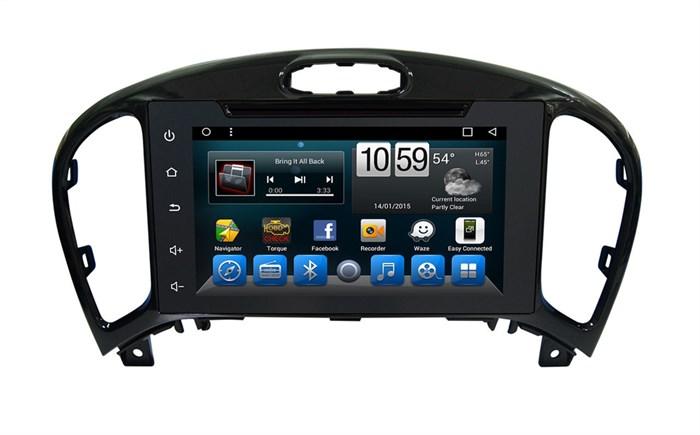 CarMedia KR-8120-T8 Nissan Juke I 2014-2018 на Android 7.1 - фото 82192