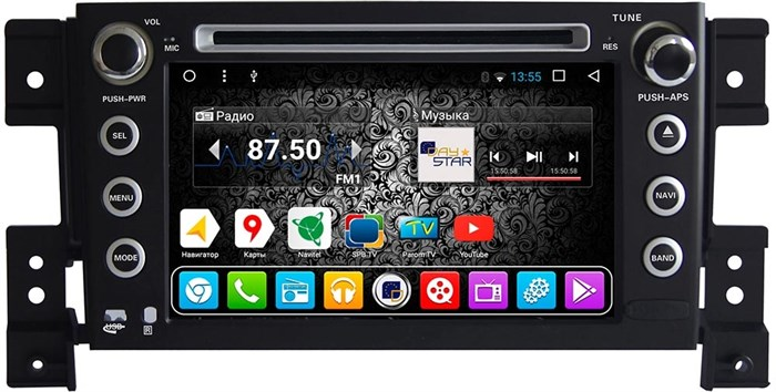 DayStar DS-7046HD для Suzuki Grand Vitara на Android 9.0 - фото 8259