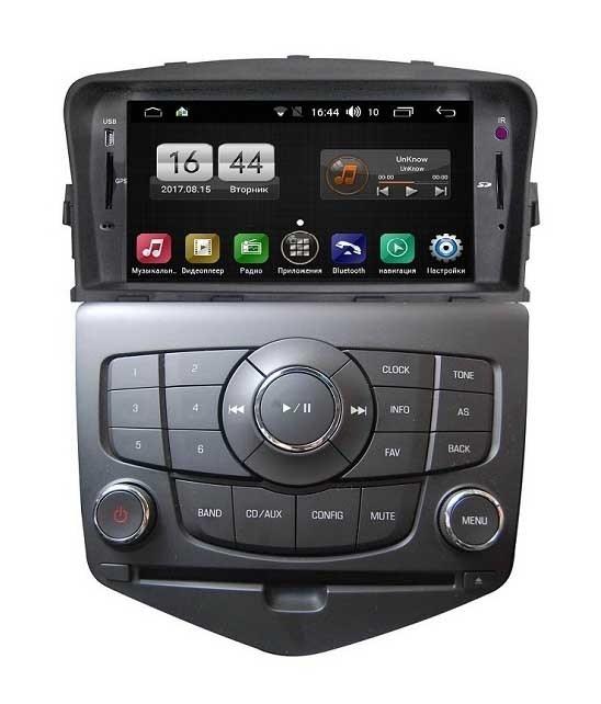 Штатная магнитола FarCar Winca s170 для Chevrolet Cruze I 2009-2012 на Android 6.0.1 (L045) - фото 92519