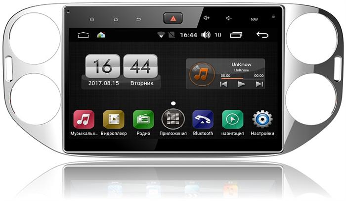 Штатная магнитола FarCar s170 для VW Tiguan 2007+ на Android (L489) - фото 9569