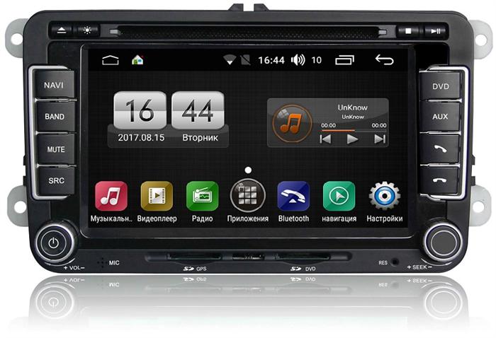 Штатная магнитола FarCar Winca s170 для Volkswagen Polo 2009+ на Android (L305) - фото 9705