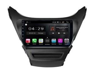 Farcar RL360R (S300) с DSP для Hyundai Elantra 2011-2014 на Android 9.0