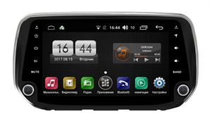 Штатная магнитола FarCar s170 для Hyundai Santa Fe IV 2018-2019 на Android 6.0.1 (L1124)
