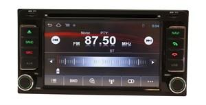 Штатная магнитола Toyota, Daihatsu универсальная 200 x 100 мм Witson W2-i071