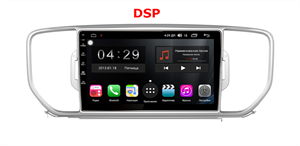Farcar RL576R (S300) с DSP для KIA Sportage 2016+ на Android 9.0