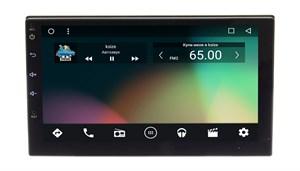 Универсальная мультимедийная станция 2 din с GPS Wide Media WM-CF3040NB-1/16