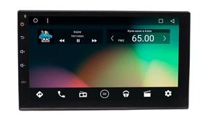 Универсальная мультимедийная станция 2 din с GPS Wide Media WM-CF3140BNB-1/16 плоская