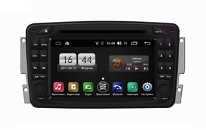 Штатная магнитола FarCar s170 для Mercedes Benz C, CLK, G, Vito, Vaneo, Viano на Android (L171)