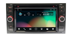 Штатная магнитола Wide Media WM-CH7A601MA для Ford универсальная Android 6.0.1