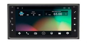 Штатная магнитола Wide Media WM-KR6954NC для Toyota, Daihatsu универсальная (200x100 мм) Android 7.1.2