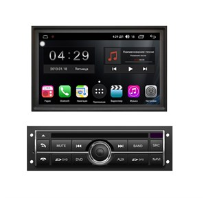 Farcar RL094 (S300) с DSP для Mitsubishi L200 IV 2006-2015 на Android 9.0