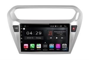 Farcar RL294R (S300) с DSP для Peugeot 301, Citroen C-Elysee на Android 9.0