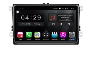 Farcar RL818 (S300) с DSP для Volkswagen Golf (2005-2012) на Android 9.0
