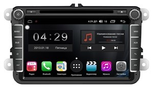 Farcar RL370 (S300) с DSP для Skoda Fabia 2007+ на Android 9.0