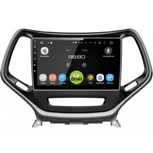Штатная магнитола Roximo CarDroid RD-2202F для Jeep Cherokee IV (WK2) 2013-2017 (Android 6.0.1)