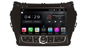 Farcar RL209 (S300) с DSP для Hyundai Santa Fe 2012+ на Android 9.0