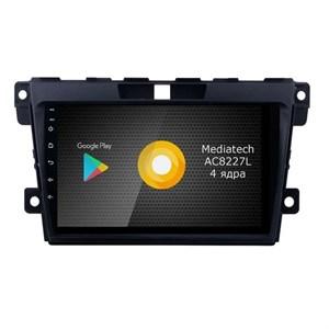 Штатная магнитола Roximo S10 RS-2402 для Mazda CX-7 (Android 8.1)
