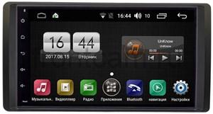 Магнитола в штатное место 2 din UAZ Patriot (УАЗ Патриот) 2016-2019 FarCar s170 на Android 6.0.1 (L819-RP-UZPTB-77)