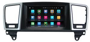 CarMedia HLA-8501GB для Mercedes GL-klasse (X166) 2012-2016, ML-klasse (W166) 2011-2015 на Android