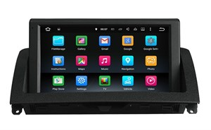 CarMedia HLA-8810GB для Mercedes C-class w204 (2007-2011) на Android