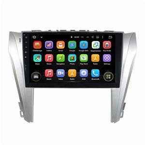 Штатное головное устройство CarMedia KD-1030 для Toyota Camry 2014+ (V55)