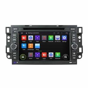 Штатное головное устройство CarMedia KD-7046 для Chevrolet Aveo, Captiva,Epica