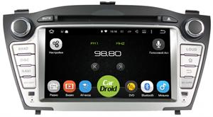 Штатная магнитола Roximo CarDroid RD-2002 для Hyundai ix35, 2009-2015 (Android 8.0)