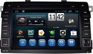 Штатная автомагнитола CarMedia KR-7032-4-T8 для Kia Sorento XM 2009–2012