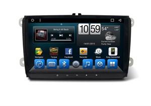 CarMedia  KR-9071-T8 для Seat Altea, Leon, Alhambra на  Android 9.0