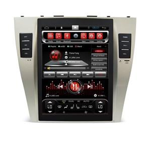 CarMedia SP-10407-T8 Tesla-Style для Toyota Camry V40 2006-2011