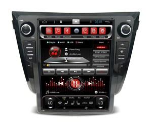 CarMedia SP-12106-T8 Tesla-Style для Nissan Qashqai II 2014+, X-Trail 2015+ (T32)