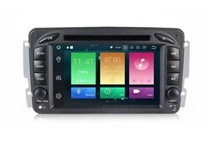 CarMedia MKD-M789-P6 для Mercedes G W463, C W203 2000+, CLK W209