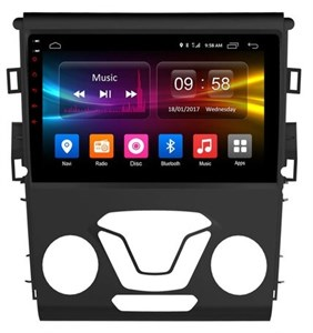 CarMedia OL-9205-MTK для Ford Mondeo V 2015-2017
