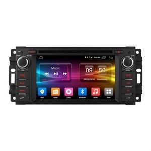Штатная магнитола CarMedia OL-6253 для Dodge Avenger, Caliber, Caravan, Grand Caravan, Challenger, Charger, Dakota, Durango, Journey, Magnum, Nitro, RAM на Android 6.0.1