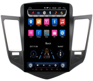 CarMedia OL-1229-9 для Chevrolet Cruze I 2009-2012 Tesla Style на Android  6.0