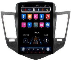 CarMedia OL-1229-10 для Chevrolet Cruze I 2009-2012 Tesla Style на Android  6.0