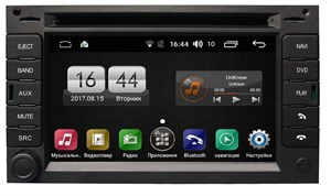 Штатная магнитола FarCar s170 для Citroen Berlingo, C2, C3, Jumpy, Jumper  на Android (L017)
